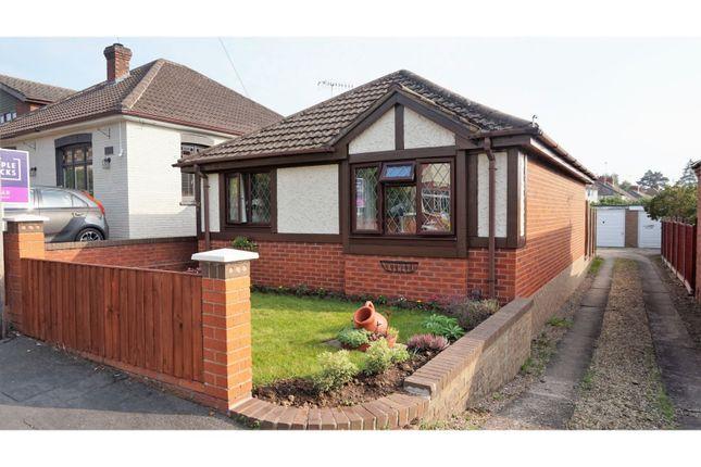 Thumbnail Detached bungalow for sale in Lea Bank Avenue, Kidderminster