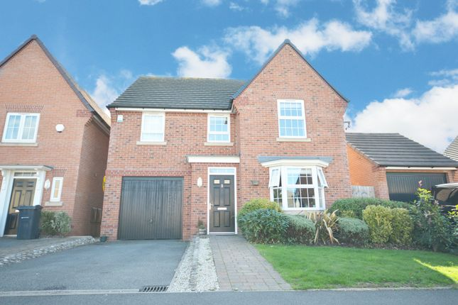 Thumbnail Detached house for sale in Kendrick Grove, Birmingham