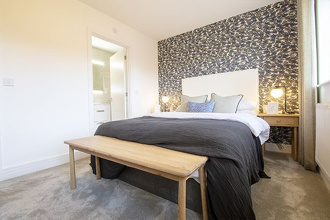Bedroom 2 of Plot 287 - The Ashford, Crowthorne RG45
