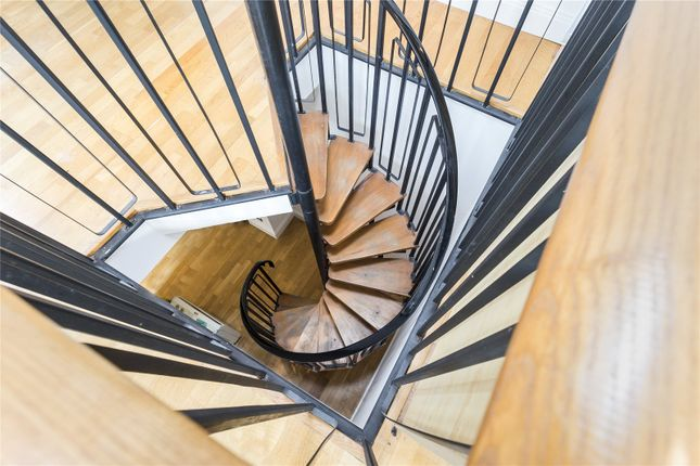 Staircase of The Plaza, 135 Vanbrugh Hill, Greenwich, London SE10