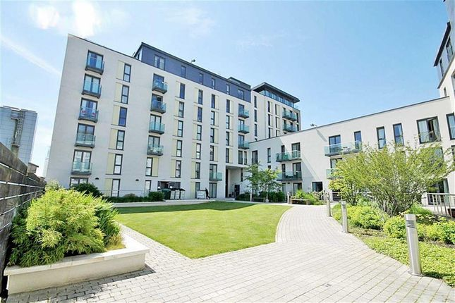 Thumbnail Flat to rent in The Hayes Apartments, The Hayes, Cardiff