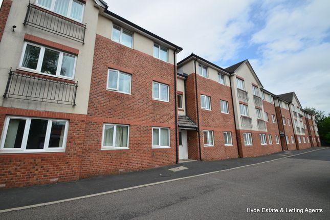 Thumbnail Flat to rent in Harriet Street, Walkden, Manchester