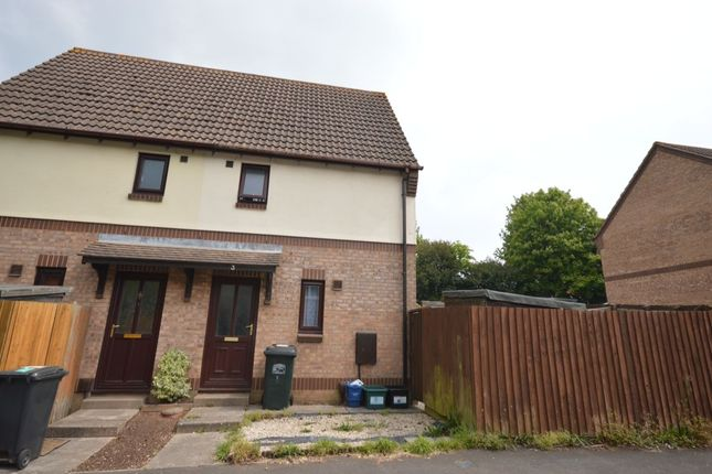 Thumbnail Semi-detached house to rent in Foxhollows, Shaldon Road, Newton Abbot