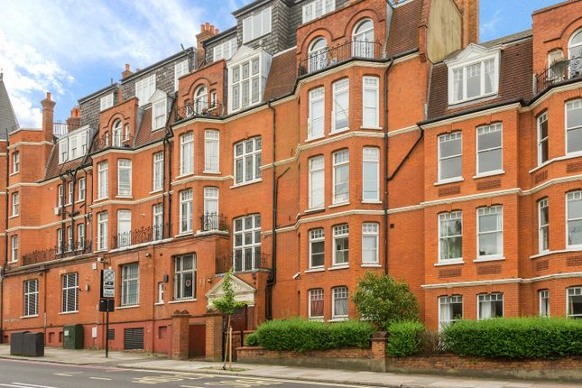 Thumbnail Flat for sale in Burgess Park Mansions, West Hampstead, London
