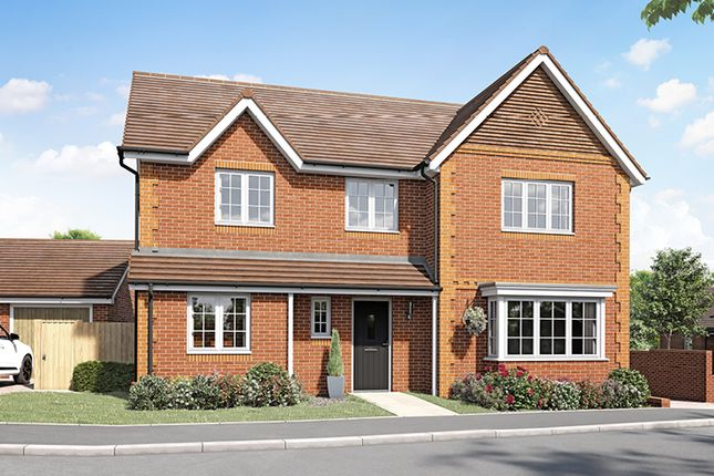 """4 bed property for sale in """"The Salcombe"""" at Ackender Hill Sales Suite, Chawton Park Road, Alton, Hampshire GU34 1Rj, Alton,"""