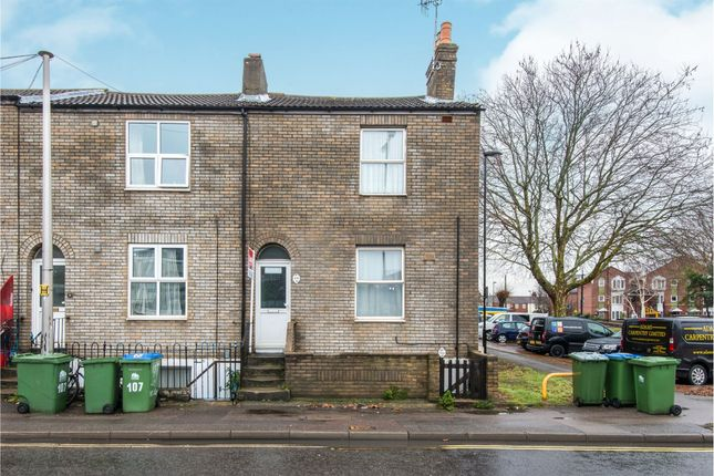 Thumbnail Town house for sale in St. Andrews Road, Southampton