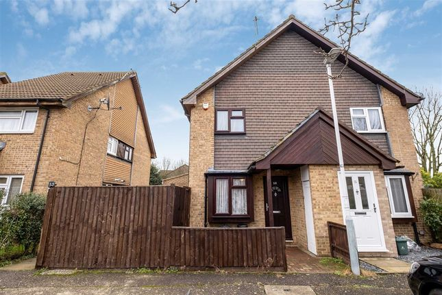 Thumbnail Property to rent in Ryeland Close, Yiewsley, Middlesex
