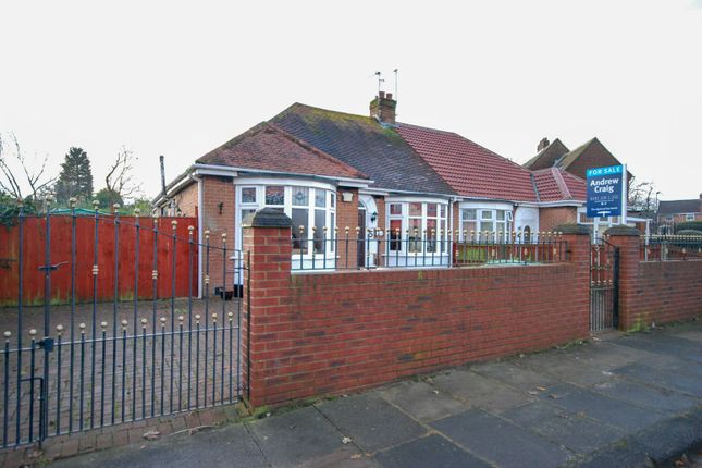 Thumbnail Bungalow for sale in Nookside, Pennywell, Sunderland