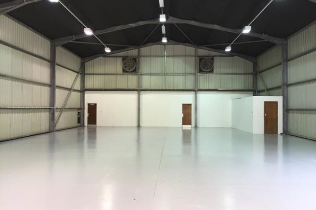 Thumbnail Industrial to let in Polhilsa Business Park, Callington