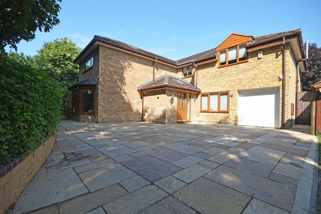 Thumbnail Detached house for sale in The Orchards, Orton Waterville, Peterborough