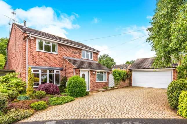 Thumbnail Detached house for sale in Hailey Avenue, Loughborough