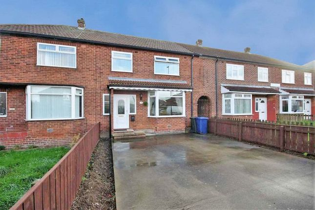 3 bed terraced house for sale in St. Cuthberts Walk, Liverton, Saltburn-By-The-Sea