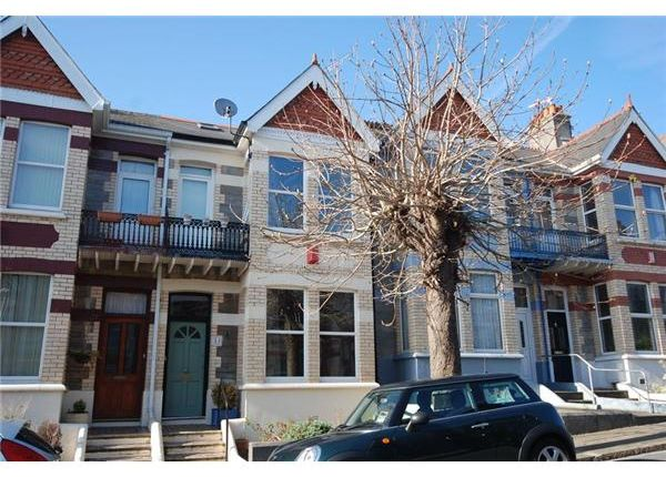 Thumbnail Terraced house to rent in Thornbury Park Avenue, Plymouth