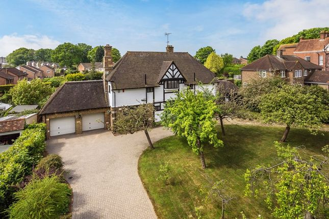 Thumbnail Detached house for sale in Goffs Park Road, Crawley