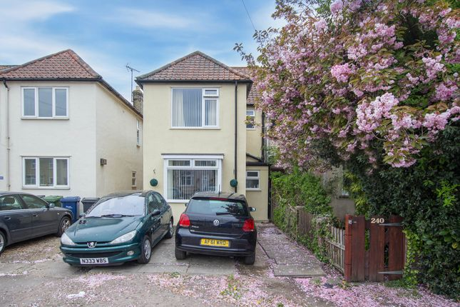 Thumbnail Semi-detached house for sale in Coldhams Lane, Cherry Hinton, Cambridge