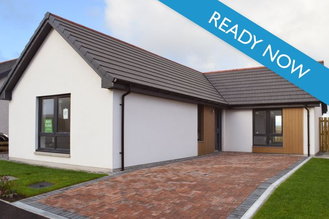 Detached bungalow for sale in Barhill Road, Buckie