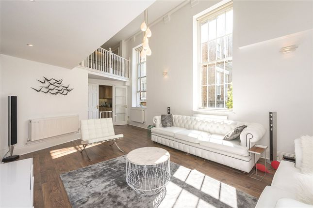 Thumbnail Flat for sale in Princess Park Manor, Royal Drive, London