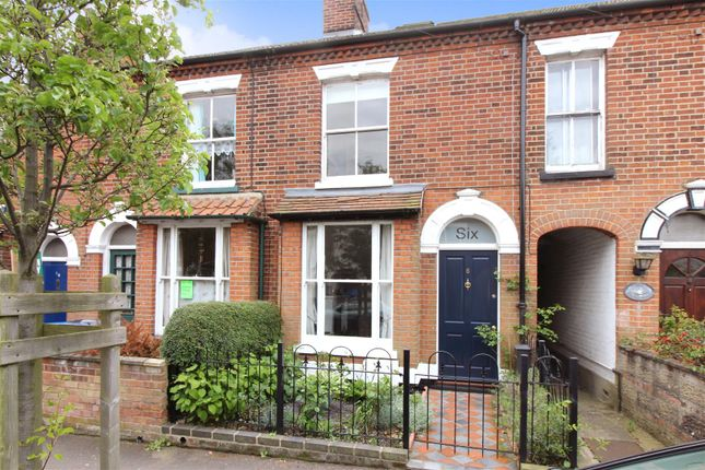 2 bed terraced house for sale in Henley Road, Norwich