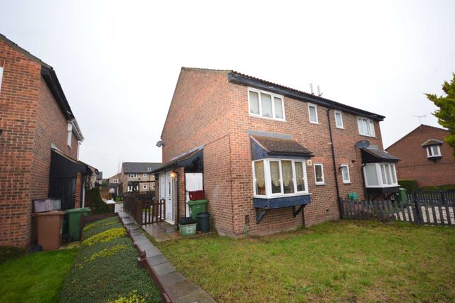 Thumbnail End terrace house to rent in Blakemore Way, Belvedere