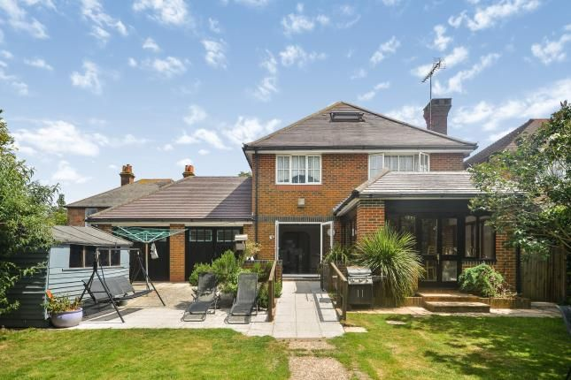 Thumbnail Detached house for sale in Lydd Road, New Romney, Kent