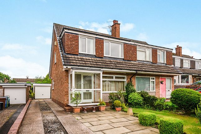 3 bed semi-detached house for sale in Sunningdale Drive, Bramhall, Stockport