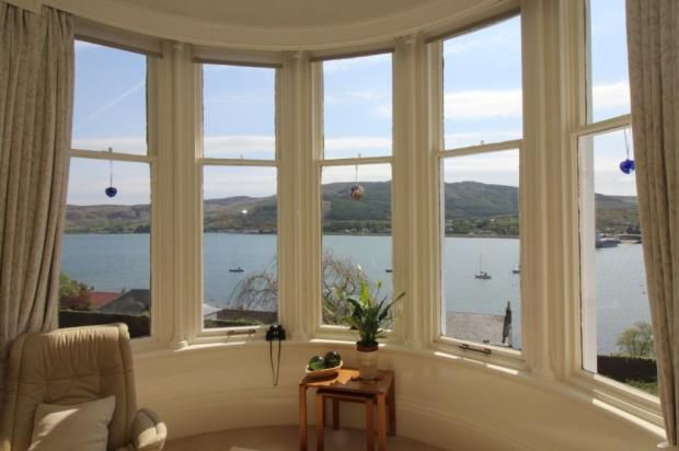 Thumbnail Flat for sale in Airdaluinn Upper Flat, High Askomil, Campbeltown, Argyll And Bute
