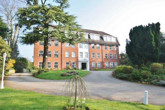 Thumbnail Flat for sale in Bollin Court, Macclesfield Road, Wilmslow
