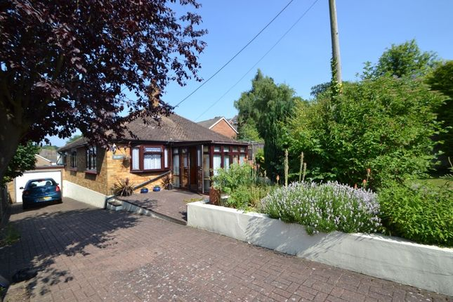 Thumbnail Bungalow for sale in Dargets Road, Walderslade, Chatham