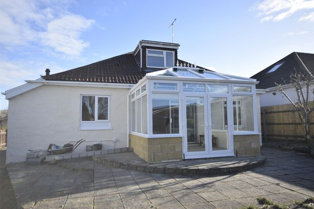 Thumbnail Detached bungalow to rent in Tyning Road, Saltford, Bristol