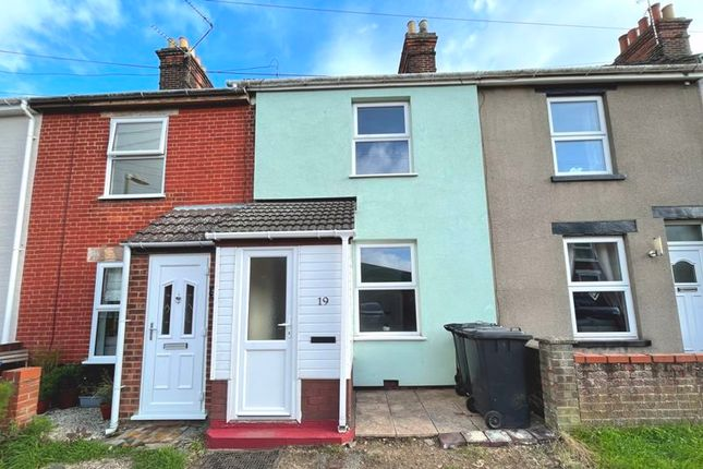 Thumbnail Terraced house to rent in Lothing Street, Lowestoft