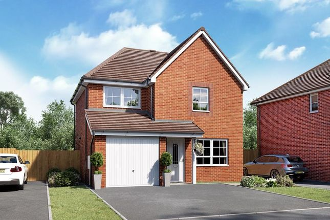 """3 bed detached house for sale in """"Alcott"""" at Thetford Road, Watton, Thetford IP25"""