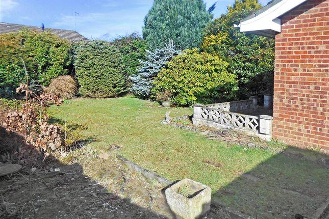 Thumbnail Semi-detached bungalow for sale in Elder Close, Kingswood, Maidstone, Kent