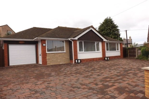 Thumbnail Detached bungalow to rent in Compton Way, Abergele