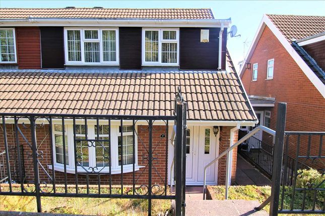 3 bed terraced house for sale in Green Acre Drive, Tonypandy CF40