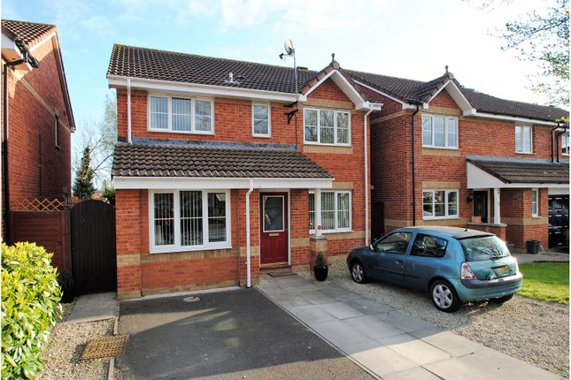 Thumbnail Detached house for sale in Priestley Way, Burnham-On-Sea