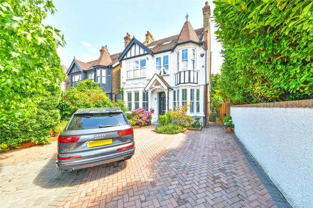 Thumbnail Detached house for sale in Coverdale Road, Brondesbury Park, London