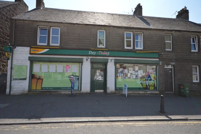 Thumbnail Retail premises for sale in Stirling Street, Alva, Clackmannanshire