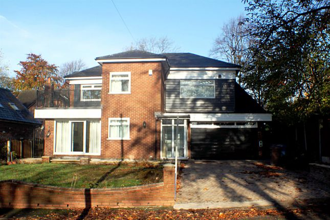 Thumbnail Detached house to rent in Monton Green, Eccles, Manchester