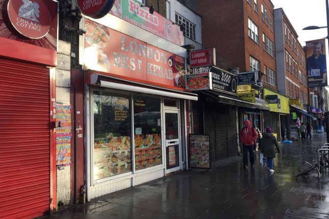 Thumbnail Commercial property to let in Poplar Mews, Uxbridge Road, London
