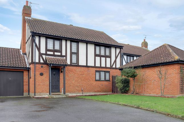 4 bed detached house for sale in Bishopsteignton, Shoeburyness SS3