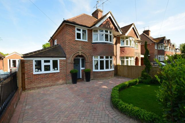 Thumbnail Semi-detached house for sale in Baydon Drive, Reading