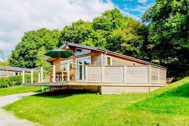 2 bed detached bungalow for sale in Stonerush Lakes, Lanreath, Looe PL13