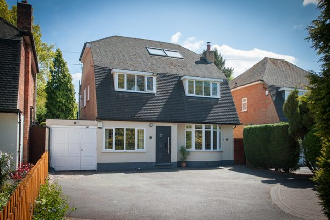 Thumbnail Detached house for sale in Edge Hill Road, Four Oaks, Sutton Coldfield
