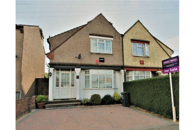 Thumbnail Semi-detached house for sale in Whalebone Lane South, Dagenham