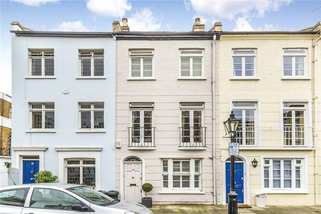 Thumbnail Terraced house for sale in Pembroke Place, London