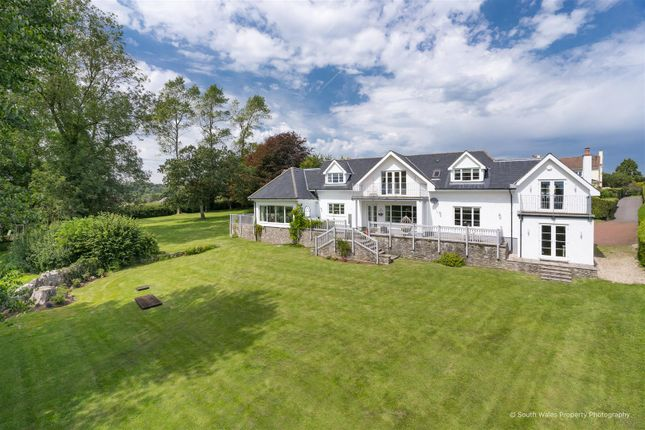 Thumbnail Detached house for sale in Windmill Lane, Llanblethian, Cowbridge