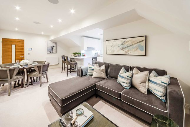 Thumbnail Penthouse to rent in Rainville Road, Hammersmith, London