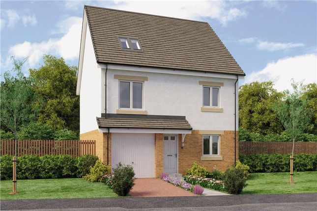 "Thumbnail Detached house for sale in ""Bowmore Det"" at Path Brae, Kirkliston"