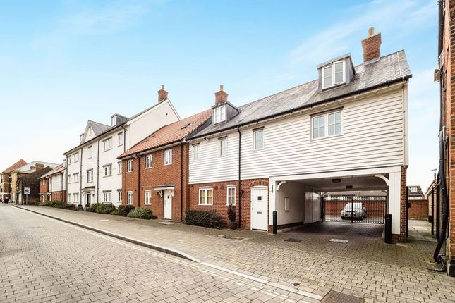 Thumbnail Flat to rent in Hart Street, Brentwood