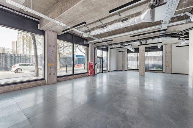 Thumbnail Office for sale in Monier Road, London